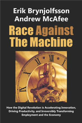 Book Review: Race Against The Machines | Race to Stagnation | Scoop.it
