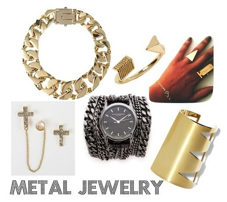 Bling Blog Station | Jewelry Trends for Winter: Metal Jewelry | BlingStation: Online Jewelry Shopping Store | Scoop.it