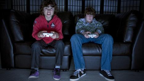 Jogar videogame diariamente pode ser bom para crianças, diz estudo | Videogames | Scoop.it
