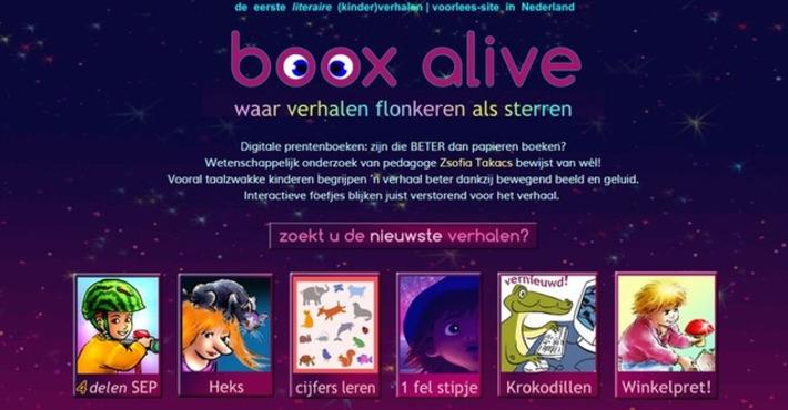 Edu-Curator: Boox alive, waar verhalen flonkeren als sterren… | Educatief Internet - Gespot op 't Web | Scoop.it