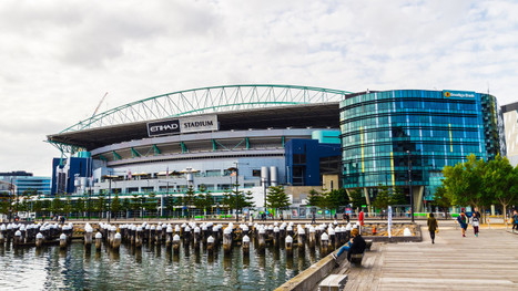 #Stadium Telstra And Samsung Bring 'Smart Seats' To Melbourne's Etihad Stadium | Sport : marketing sportif, sponsoring, pub, Stade, Droits TV, etc. | Scoop.it