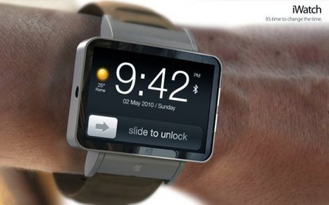 The Best Guesses About What Apple's iWatch Will Look Like | It's Show Prep for Radio | Scoop.it
