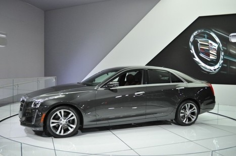 2014 Cadillac CTS Launching and Price | CarsPiece | Scoop.it