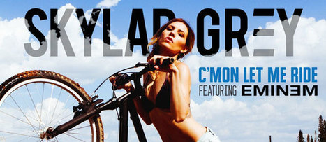 """Pop Music - Top Pop Artists, Videos, Songs, Free Downloads from ARTISTdirect.com - See the Music: Skylar Grey, """"C'Mon Let Me Ride""""   Top Songs of Pop   Scoop.it"""