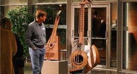 Palahí converteix la música en escultura a l´Auditori de Girona - Diari de Girona | Pane, amore e musica | Scoop.it