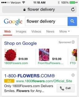 AdWords Cross-Device Conversions: How 1-800-FLOWERS Is Using The Data To Be More Customer Centric | Social Business Digital Marketing | Scoop.it