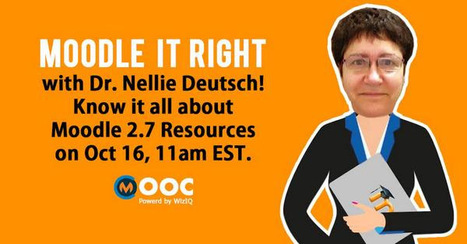 Free Webinar on Moodle 2.7 | WizIQ Live Online Classroom | Scoop.it