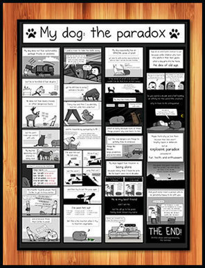 My dog: the paradox - The Oatmeal | Feeling Good Isn't Just For Fridays | Scoop.it