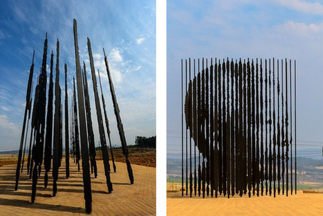 Marco Cianfanelli: A monument to Nelson Mandela | Art Installations, Sculpture | Scoop.it