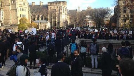 Yale students march over concerns of racism - CBS News | Hawaii's News @ Twitter Speed! | Scoop.it