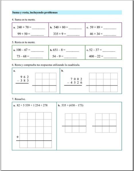 Boletín Mamut Matemáticas, mayo 2014 | Aprendiendo a Distancia | Scoop.it