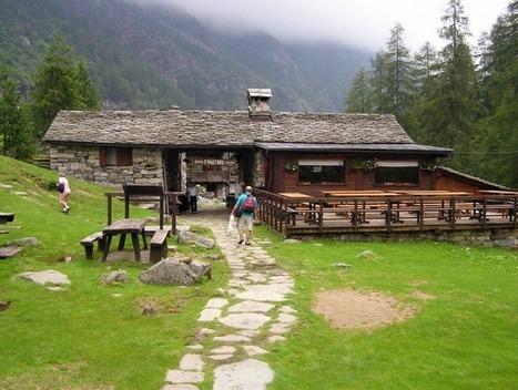 Dieci passeggiate in montagna con i bambini | Mountain huts | Scoop.it