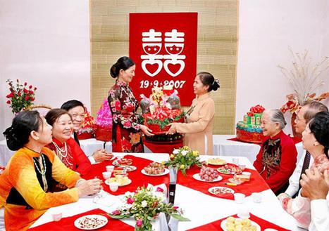 Dấu ấn văn hóa trong đám cưới Huế | Noithatmax.com | Scoop.it