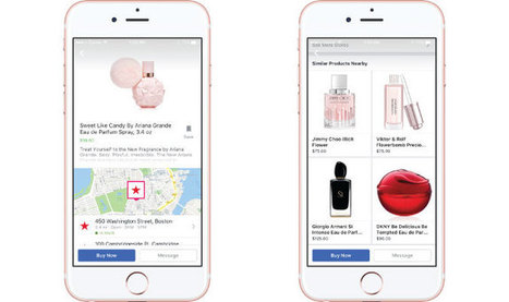 Facebook lance des publicités dynamiques pour connecter l'inventaire physique aux publicités | Actualité Social Media : blogs & réseaux sociaux | Scoop.it