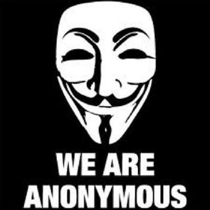 Anonymous vs Gobierno español | Por amor al arte | Scoop.it