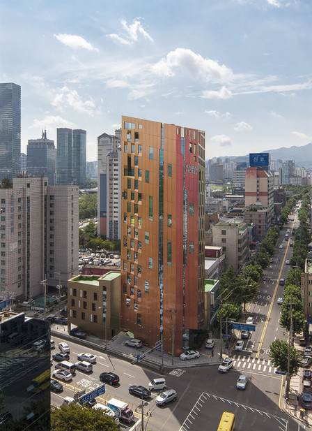 Hotel KHAN / AIN Group - Plataforma Arquitectura | retail and design | Scoop.it