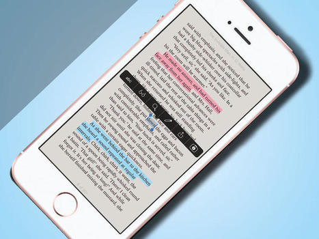 The Big Question: what's the best smartphone reading app? | Ebook and Publishing | Scoop.it