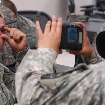 Pentagon Wants Smartphone Biometric Scanning Tool | A Sense of the Ridiculous | Scoop.it