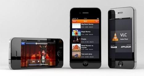 VLC no iPad e iPhone: novo licenciamento livre abre caminho para o retorno à App Store | Apple iOS News | Scoop.it
