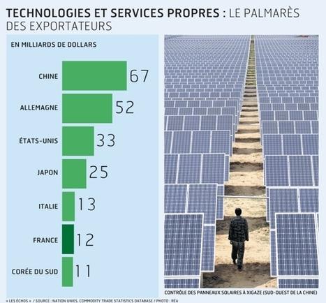 """Transition écologique: la France cherche sa place   """"Emplois verts et éco-activités""""   Scoop.it"""