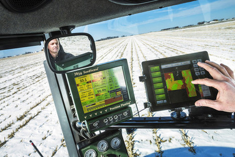 Big Data Comes to the Farm | Imagem Agricultura e Floresta | Scoop.it