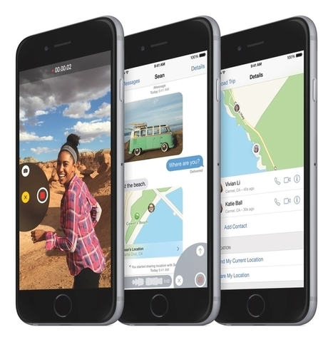 iOS 8.1 tips and tricks: See what your iPhone and iPad can do now - Pocket-lint | iPads and Other Tablets in Education | Scoop.it