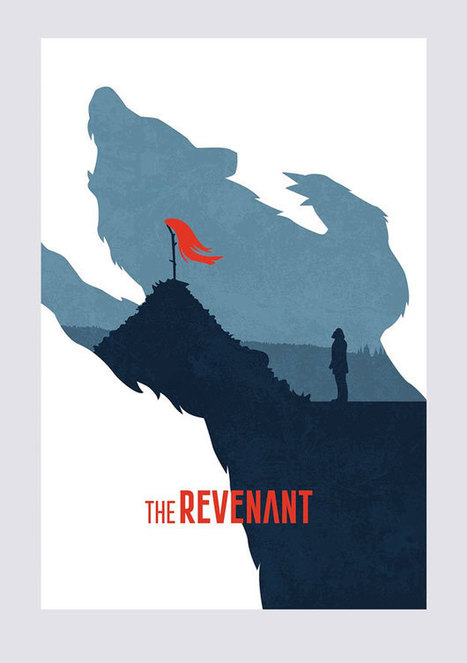 Reimagining the 2016 Oscars movie posters - The Creative Edge | Font Lust & Graphic Desires | Scoop.it