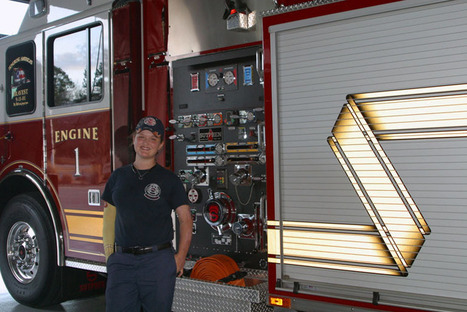 From burn survior to firefighter - Newnan Times-Herald | William Hamel | Scoop.it