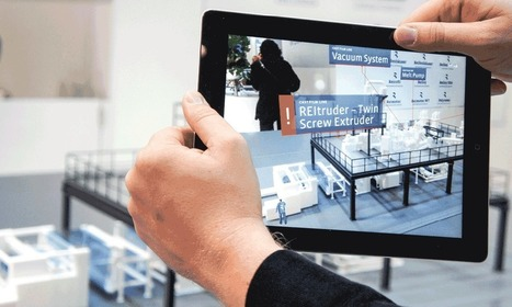 Augmented Reality For Expanding Horizon of Learning | digitalLEARNING Magazine | Edtech PK-12 | Scoop.it