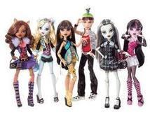 Girls brands lead charge in Mattel's first quarter | Smart Media | Scoop.it