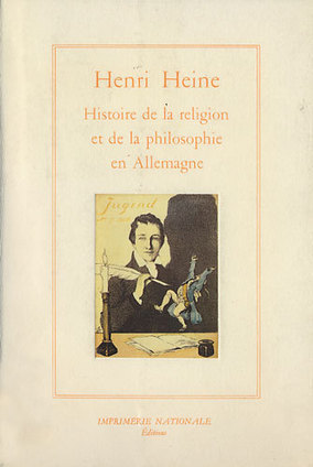 Heine, histoire de la religion et de la philosophie en Allemagne (Les apports de MBK) - [FR-DE-EN] | offene Ablage: nothing to hide | oAnth-miscellaneous | Scoop.it