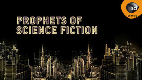 Prophets of Science Fiction series just added to Netflix Instant | Tech and the Future of Integration | Scoop.it