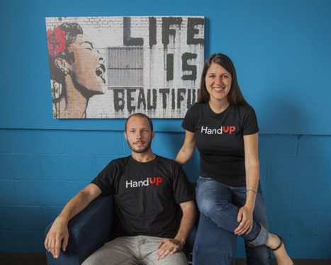 HandUp app lets you help out individual homeless people via mobile phone donations | Charity | Scoop.it