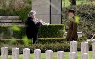 Roger Waters cittadino onorario di Anzio: Suo padre morì nello sbarco del '44 | Généal'italie | Scoop.it