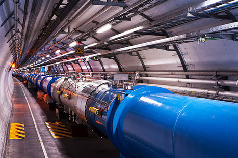 Research community looks to SDN to help distribute data from the Large Hadron Collider | John Dix | NetworkWorld.com | Surfing the Broadband Bit Stream | Scoop.it