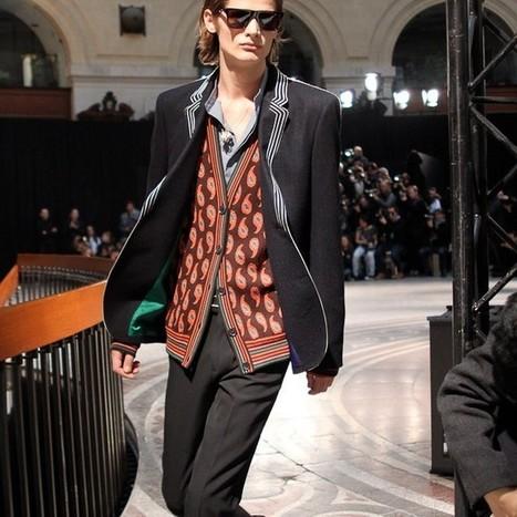 Tailoring, rayures et imprimés de Paul Smith | Le blog mode de l'homme urbain | Scoop.it