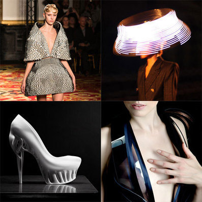 Digital fashion archive | 3D Printing Revolution | Scoop.it