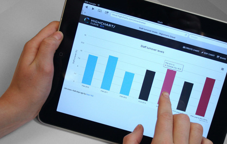 Interactive JavaScript charts for your webpage | Analytics & Data Visualization | Scoop.it