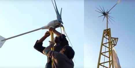 For the cost of an iPhone, you can now buy a wind turbine that can power an entire house for lifetime | itsyourbiz | Scoop.it