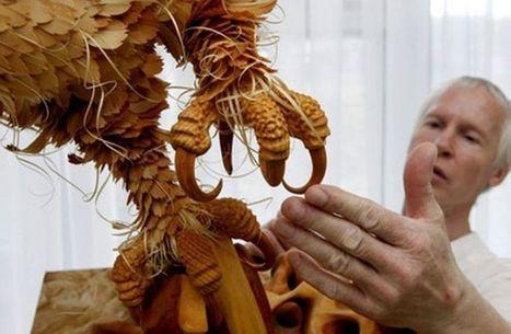 Des sculptures plus vrai que nature ... • 366jourspour | Blogueur-débutant ... une veille pour progresser | Scoop.it