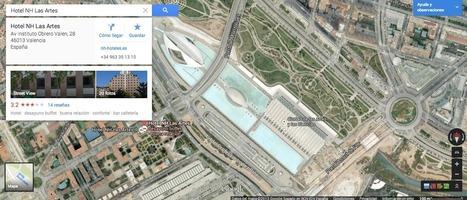 El nuevo Google Maps en 7 pasos | Educación 2.0 | Scoop.it