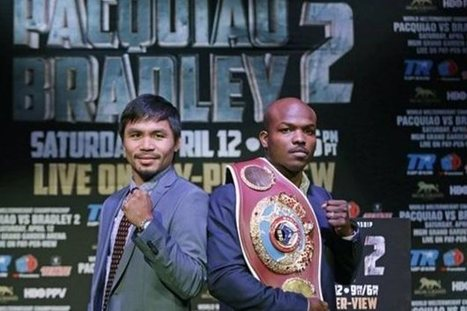 Recapping Pacquiao-Bradley Press Conference   Hbo PPV Manny Pacquiao vs Timothy Bradley Live streaming   Scoop.it