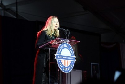 Chelsea Clinton Joins P&G to Bring Burma 6-Billionth Liter of Clean Water   test   Scoop.it
