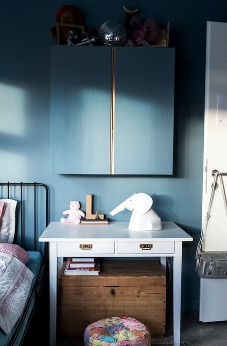Blue - Frenchy Fancy | Décoration d'intérieurs | Scoop.it