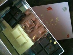 La folie des tablettes de chocolat | Les p'tits plats | Scoop.it