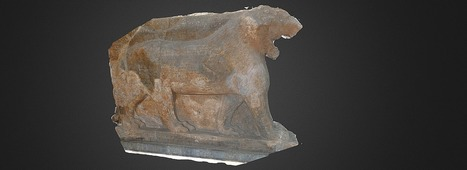 Volunteers work together to create 3D virtual models of cultural artifacts destroyed by Islamic State militants | Research_topic | Scoop.it