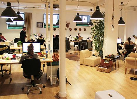 El Coworking se pone de moda. ¿Qué es? ¿Dónde surge?   Educacion, ecologia y TIC   Scoop.it