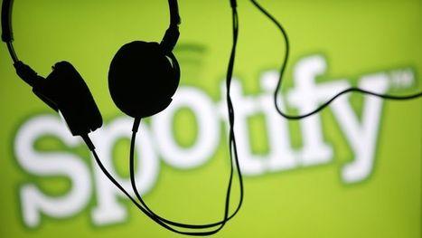 Spotify rachète un spécialiste de l'analyse musicale - Le Figaro | information, communication et technologie | Scoop.it