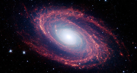 Galaxies' missing mass may hide in gas clouds | Science News | Sciences | Scoop.it