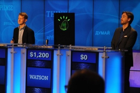 Newest Hack: IBM makes Watson available to the average programmer via API | Amazing Science | Scoop.it